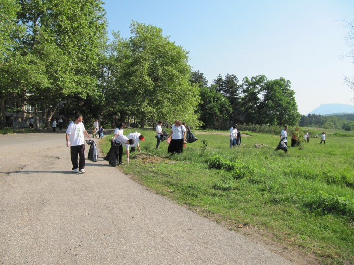 Clean up Bulgaria in one day!